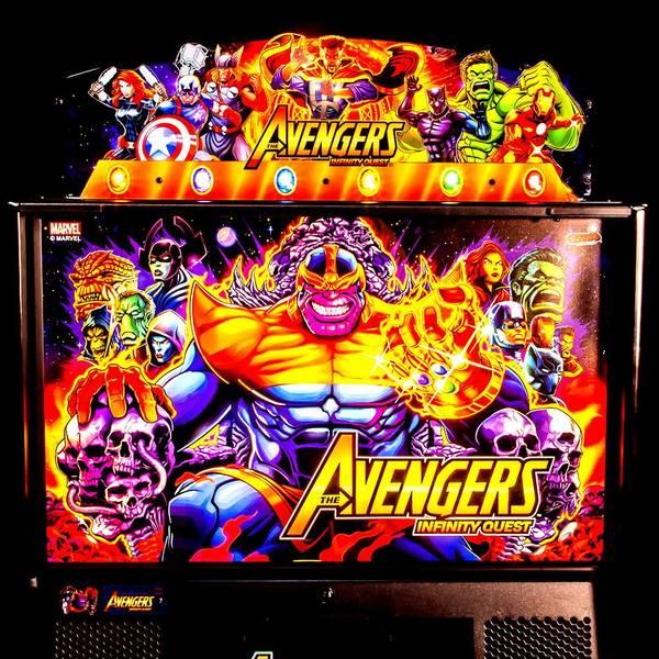 Avengers IQ Topper