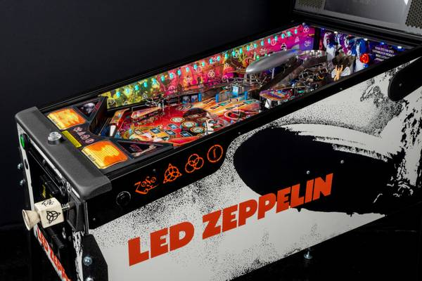 Led Zeppelin Side Armor